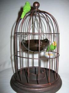 Кафез за папагали